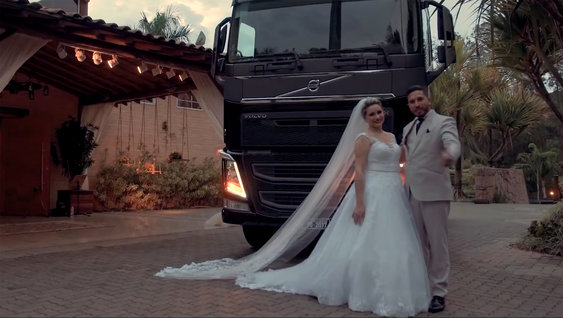 Drivers love Volvo FH