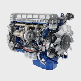 Volvo Euro 6 diesel engines